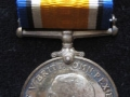 British War Medal 1914-20 - Front