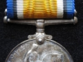 British War Medal 1914-20 - Reverse