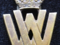 WW1 Volunteer War Worker's badge