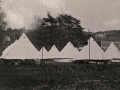 Etretat tents