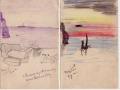 Edie's sketch 27 May 1916