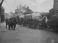 WW1 - Lorries near La Place de la Mairie