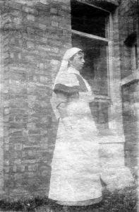 05_1917-Edie-in-Nursing-Uniform