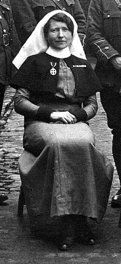 Matron Helena Hartigan