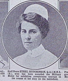 Ethel Hutchinson