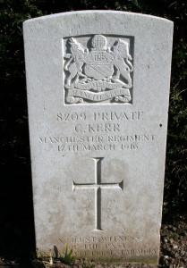 Gravestone in Etretat Cemeteryclick to enlarge